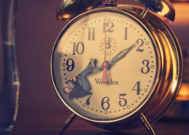 مبدأ أرخميدس و ادارة الوقت